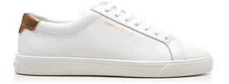 Saint Laurent Andy Low-Top Sneakers