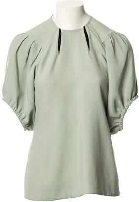 Marni Green Wool Tops