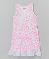 Flap Happy Baby Blooms Adele A-Line Dress - Infant Toddler & Girls