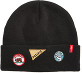 Levi's Limited Patched Beanie, Created for Macy's
