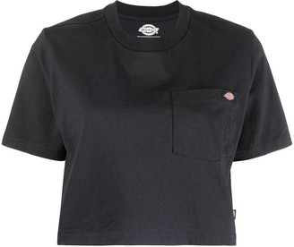 Dickies Construct cropped cotton T-shirt