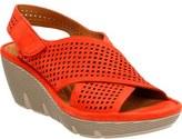 Clarks 'Clarene Award' Wedge Sandal (Women)