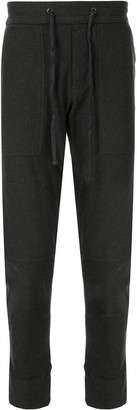 James Perse Heathered knit trousers