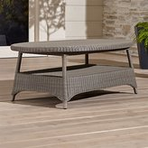 Crate & Barrel Bridgewater Coffee Table
