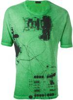 Diesel Black Gold 'Tastersiu-X-Ray' T-shirt