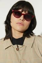 Urban Outfitters Calistoga Cat-Eye Sunglasses