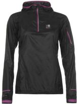 Karrimor Womens Xlite Running Jacket Mesh Sport Training Quarter Zip Top