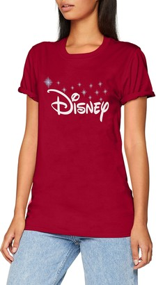 Disney Women's Logo T-Shirt