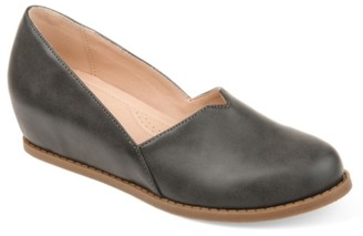 Journee Collection Val Wedge Slip-On
