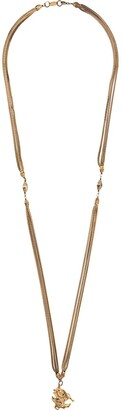 Chanel Pre Owned 1960s Pegasus necklace