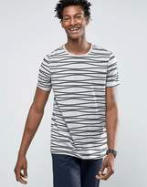 Kiomi T-shirt With Stripes