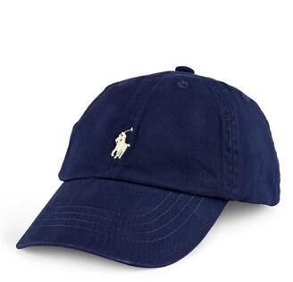 Ralph Lauren Kids Polo Pony Logo Cap