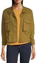 A.N.A Lightweight Cropped Jacket