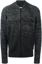 adidas x Wings + Horns ombré track jacket - men - Cotton/Wool - S