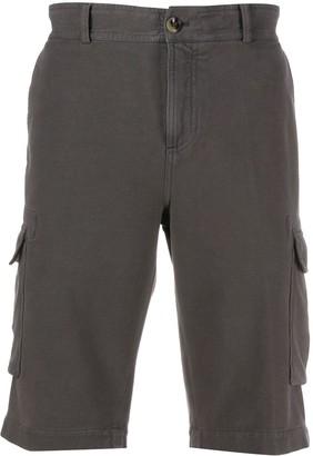 Circolo 1901 Cargo Pocket Shorts