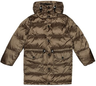 Emporio Armani Kids Down puffer coat