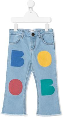 Bobo Choses Bobo print jeans