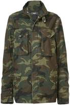 Amiri Military camo jacket