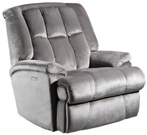 Lane Furniture Artemis Power Recliner Lane Furniture Upholstery Color: Cocoa, Reclining Type: Power, Motion Type: Wallsaver with Heat & Massage