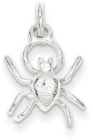 goldia Sterling Silver Spider Charm