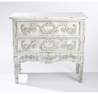 AA Importing Samantha 2 Drawer Accent Chest
