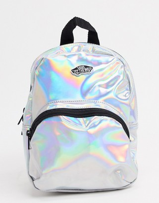 Vans Iridescent Got This mini backpack in multi