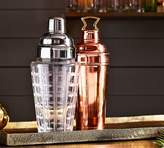 Pottery Barn Copper Cocktail Shaker