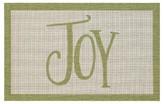 """Threshold Holiday 30""""x50"""" Outdoor Rug- Green Joy"""
