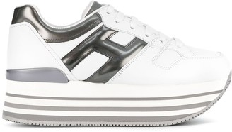 Hogan Side Logo Trainers