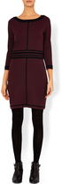 Monsoon Mable Mulberry Cornelli Dress