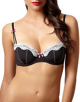 Betsey Johnson Retro Glam Demi Bra