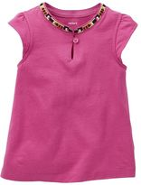Carter's Toddler Girl Embroidered Top
