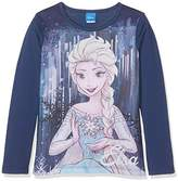 Disney Die Eiskönigin Girl's 99342 Longsleeve T-Shirt