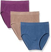 Wacoal Women's B-Smooth 3 Pre-Pack Brief Pant