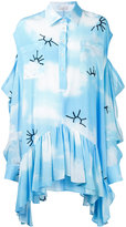 Natasha Zinko could print kaftan dress - women - Silk - 38