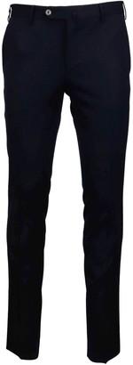 Pt01 54% Polyester 44% Wool 2% Elastane Trousers