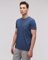 Organic Cotton Garment Dye Pocket T-shirt
