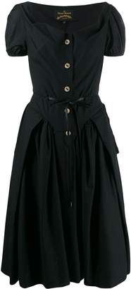 Vivienne Westwood Saturday corset-style dress