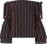 Exclusive for Intermix Cindy Off-The-Shoulder Top