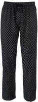 Van Heusen Men's Dot Lounge Pants