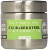 Klean Kanteen Food Canister Single Wall 16oz Brushed Stainless