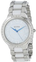 Citizen Women's EM0170-50A Eco-Drive Ciena Ceramic Diamond Accented Watch
