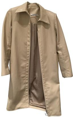 Orseund Iris Beige Synthetic Coats