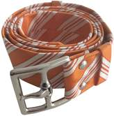 Hermes Silk belt