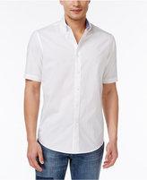 Club Room Men's Big & Tall Bancroft Poplin Shirt, Only at Macy's