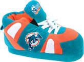 Comfy Feet Men's Miami Dolphins 01 - Green/Orange Slippers