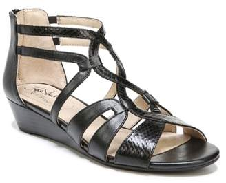 LifeStride Yacht Wedge Sandal