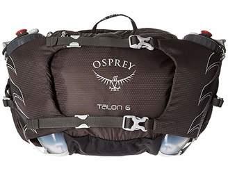 Osprey Talon 6 (Black) Backpack Bags