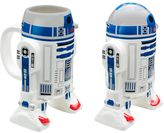 Zak Designs Star Wars R2-D2 Bank & Coffee Mug Set