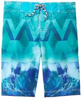 Gymboree Geo Ocean Board Shorts
